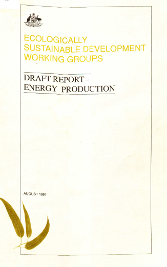 esd energy production