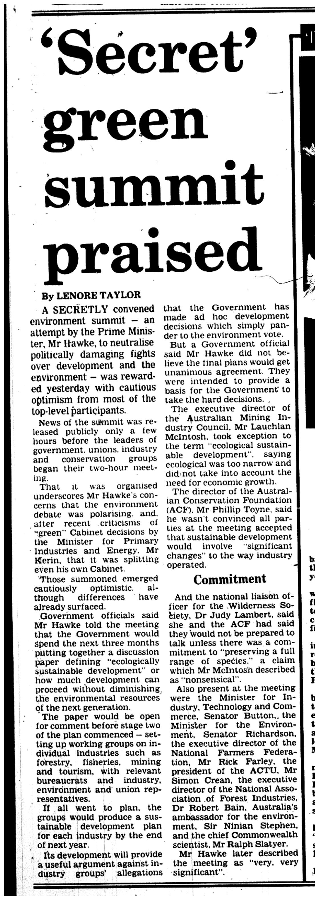 1989 12 08 secret green summit praised theaus p3.png