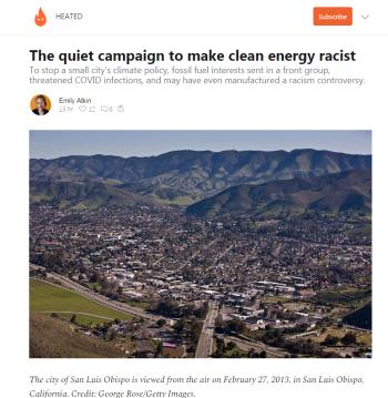 quiet campaign